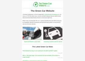 thegreencarwebsite.co.uk