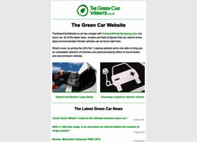 thegreencarwebsite.co.uk