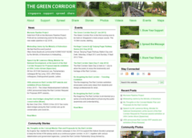 thegreencorridor.org