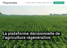 thegreendata.com
