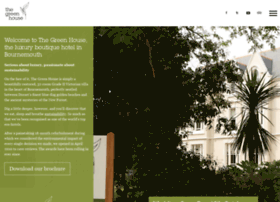 thegreenhousehotel.co.uk
