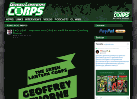 thegreenlanterncorps.com