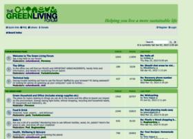 thegreenlivingforum.net
