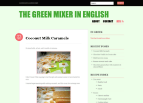 thegreenmixerinenglish.wordpress.com