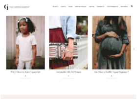 thegreenparent.com