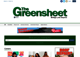 thegreensheet.com