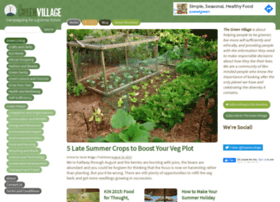 thegreenvillage.co.uk