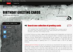 thegreetingcard.blog.com