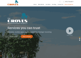 thegrovesagency.com