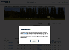 thegrovescc.play-cricket.com