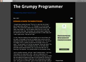 thegrumpyprogrammer.com
