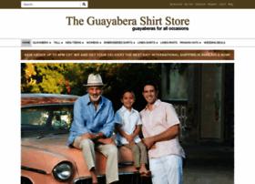 theguayaberashirtstore.com