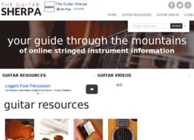 theguitarsherpa.com