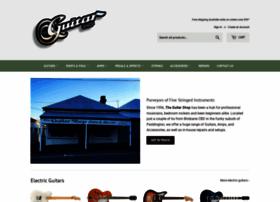 theguitarshop.com.au