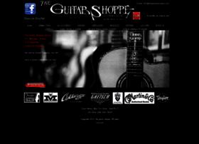 theguitarshoppe.com