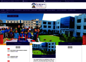 thegurukulschoolrania.com