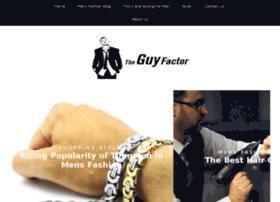 theguyfactor.com