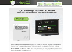 thegymbox.com