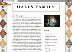 thehallsbunch.blogspot.com