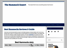 thehammockexpert.com