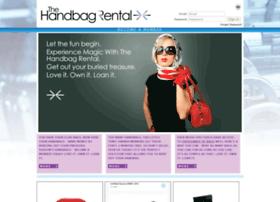 thehandbagrental.com