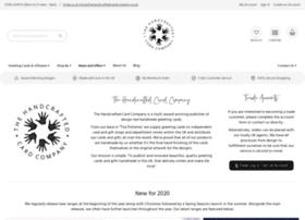 thehandcraftedcardcompany.co.uk