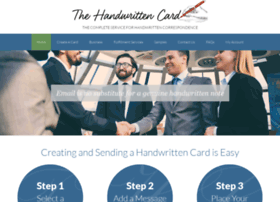 thehandwrittencard.com