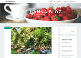 thehannablog.com