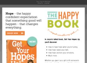 thehappybook.joycemeyer.org