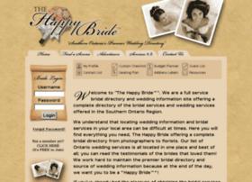 thehappybride.com