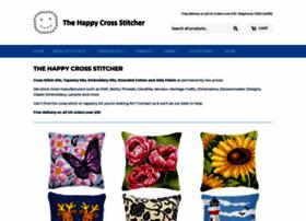 thehappycross-stitcher.com
