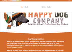 thehappydogcompany.co.uk