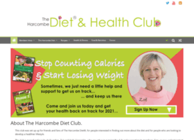 theharcombedietclub.com
