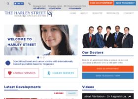 theharleystreetclinicsingapore.com