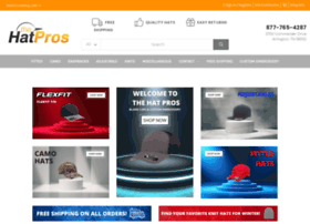 thehatpros.com