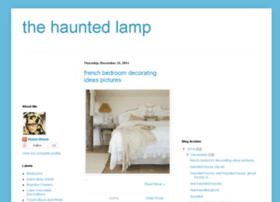 thehauntedlamp.blogspot.com