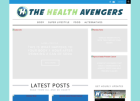 thehealthavengers.com