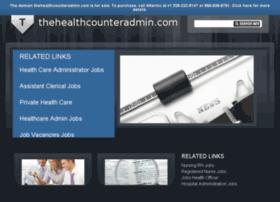 thehealthcounteradmin.com