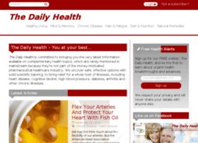 thehealthierlife.co.uk