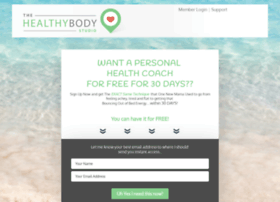 thehealthybodystudio.com.au