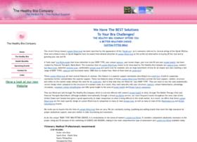 thehealthybracompany.com