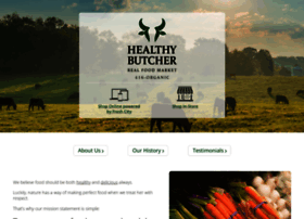thehealthybutcher.com