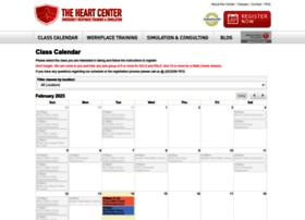 theheartcenter.enrollware.com