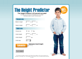 theheightpredictor.com