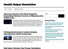 thehelpernewsletter.org