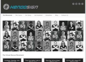 thehendosign.com