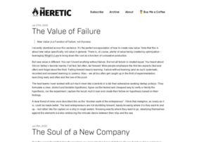 theheretic.org