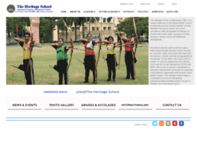 theheritageschool.org