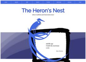 theheronsnest.com