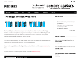 thehiggsweldon.com